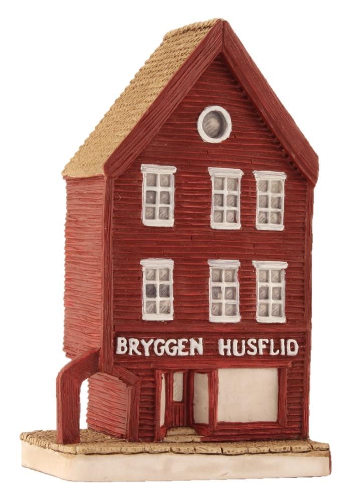 """Bryggen I Bergen, """"Husflid"""""""