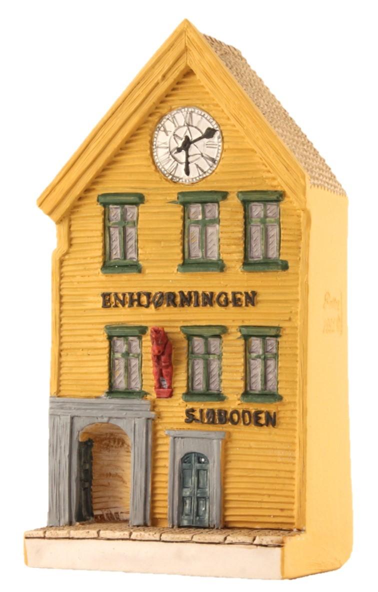"""Bryggen I Bergen, """"Enhjørning"""""""